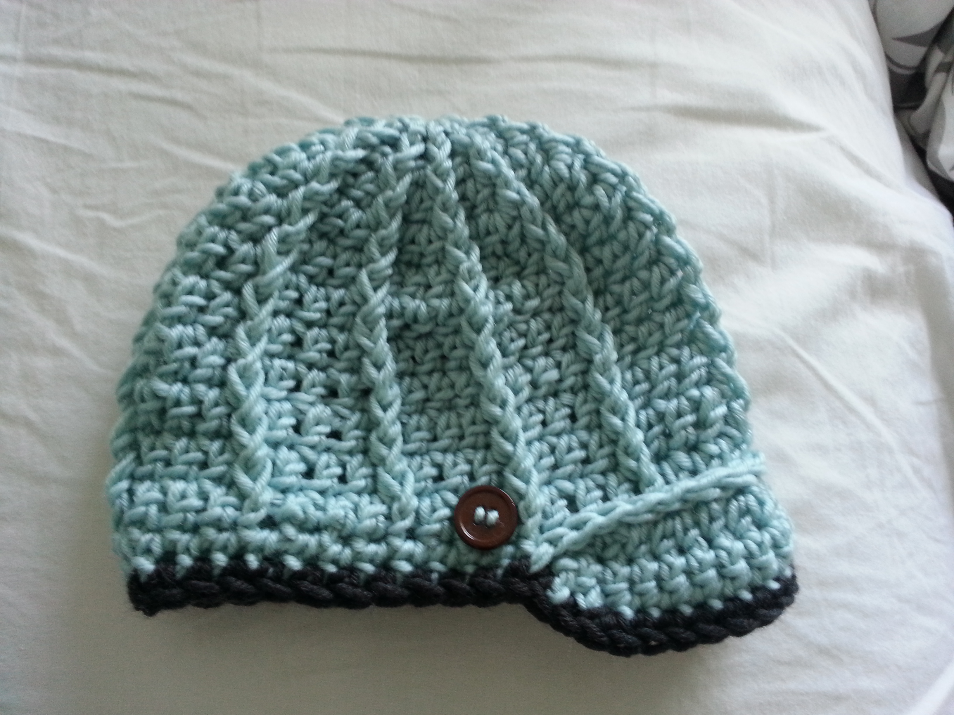 Free Crochet Patterns For Newborn Baby Hats : 301 Moved Permanently